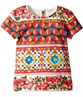 Dolce & Gabbana Kids - Mambo T-Shirt (Toddler/Little Kids)