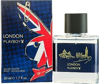 Playboy London EDT Spray for Men, 50ml