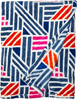 Vera Bradley - Fleece Travel Blanket