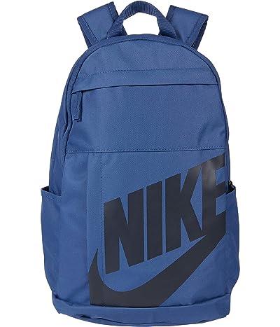 Nike Elemental Backpack 2.0 (Mystic Navy/Mystic Navy/Obsidian) Backpack Bags