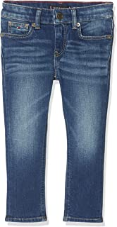 Tommy Hilfiger Scanton Slim Avmbst Boys' Jeans