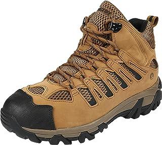 حذاء برقبة طويلة حتى الكاحل للرجال من Northside Vista Ridge Mid مقاوم للماء