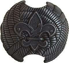 Deseret Deals Boy Scout Neckerchief Slide - Metal Kerchief Woggle