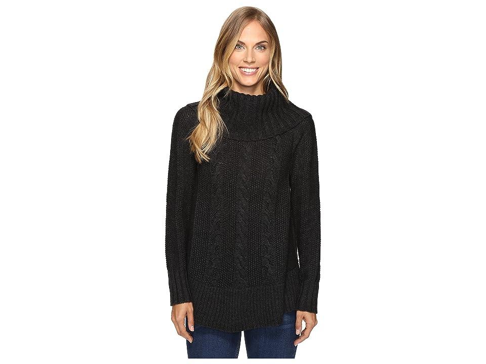 Smartwool Crestone Tunic (Charcoal Heather) Women