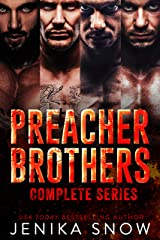 Preacher Brothers: Complete Collection Kindle Edition