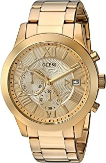 GUESS Men's Stainless Steel Casual Watch