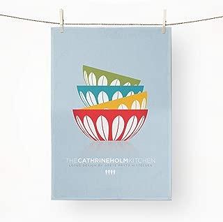 custom printed dish towels