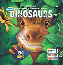 Dinosaurs - Wow Encyclopedia in Augmented Reality- Age 6+
