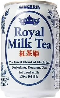 SANGARIA Royal Milk Tea, 9.2 Fl Oz