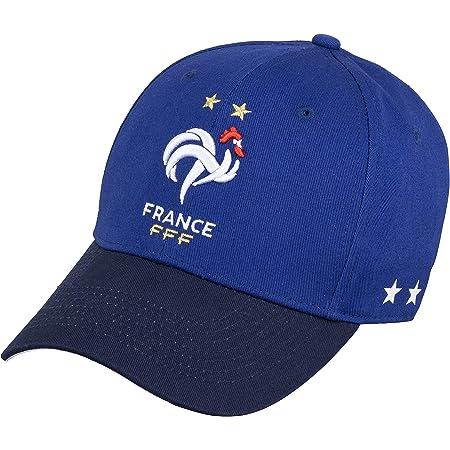 Equipe de FRANCE de football Casquette FFF - Collection Officielle Taille Enfant