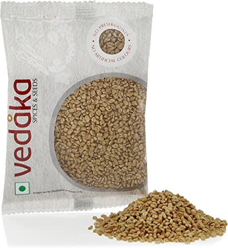 Amazon Brand Vedaka Fenugreek Methi 100g