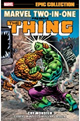 Marvel Two-In-One Epic Collection: Cry Monster (Marvel Two-In-One (1974-1983)) (English Edition) Format Kindle