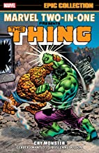 Marvel Two-In-One Epic Collection: Cry Monster (Marvel Two-In-One (1974-1983))