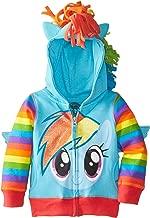 Freeze Girls' My Little Pony Rainbow Dash Hoodie