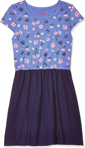 Cotton Girls Dresses Jumpsuits Casual Dress