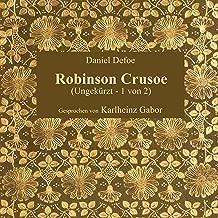 Robinson Crusoe (Ungekürzt - 1 von 2)
