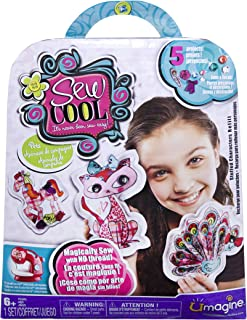 Sew Cool Stuffed Characters 5 Project Kit - Pets