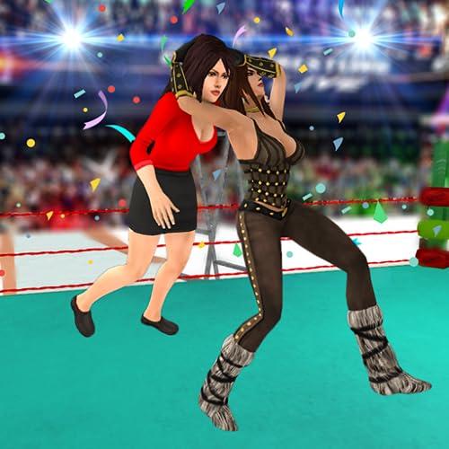 Frauen Wrestling Fighting: Gilrs Fighter 3D-Spiel 2021
