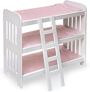 american girl doll bed measurements