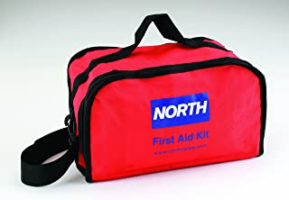 North by Honeywell 018500-4222 Bulk Portable First Aid Kit, Large, 25 People, Nylon Case