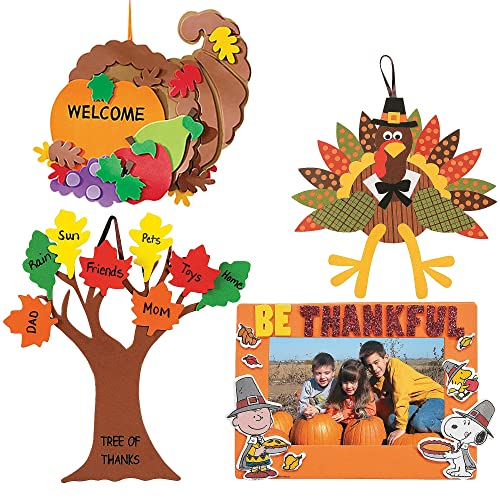 Thanksgiving Crafts For Children Amazon Com