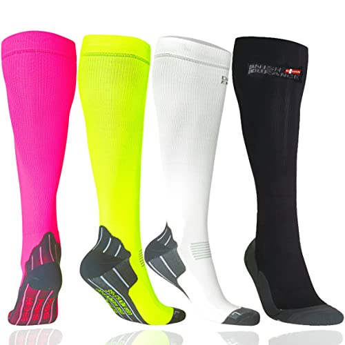 Graduated Compression Socks for Women & Men, Boost Performance, Circulation & Recovery, Stockings