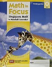 Math in Focus: Singapore Math Grade K