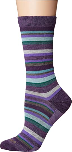 Sassy Stripe Light Socks