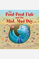 The Pout-Pout Fish and the Mad, Mad Day (A Pout-Pout Fish Adventure) Kindle Edition