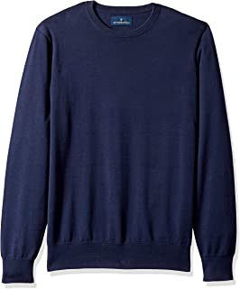 Buttoned Down Men's Supima Cotton Crewneck Sweater