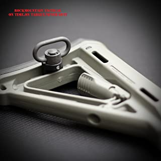 Impact Weapons Components - Mount In Slot QD Sling Mount For Magpul MOE & CTR Stocks P/N SQDRLBS