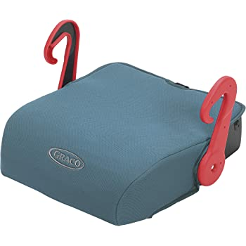Graco Turbo GO Folding Backless Booster Car Seat