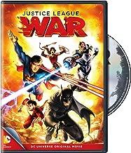 DCU: Justice League: War (DVD)