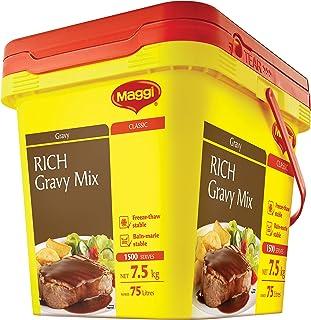 MAGGI Classic Rich Gravy Mix, 7.5kg (Makes 75 litres, 1500 Serves)