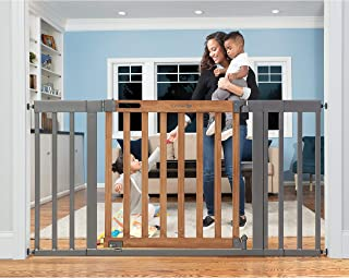 "Summer Infant West End Safety Gate, 36"" – 60"" Wide & 30"" Tall,.."