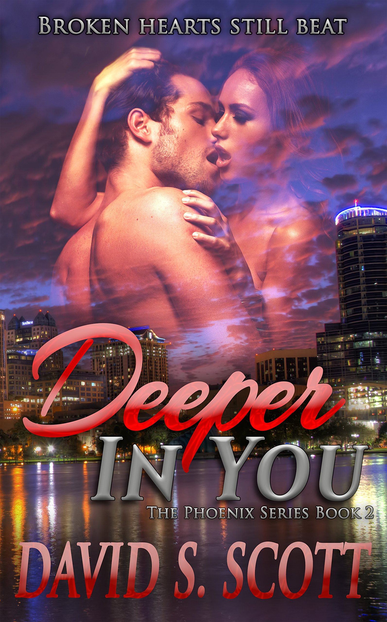 Image OfDeeper In You (The Phoenix Series Book 2) (English Edition)