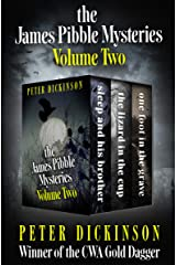 The James Pibble Mysteries Volume Two: Sleep and His Brother, The Lizard in the Cup, and One Foot in the Grave (English Edition) Versión Kindle