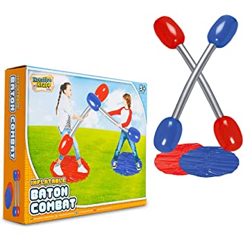 KreativeKraft Eierlaufen Spiele, Outdoor Spielzeug für