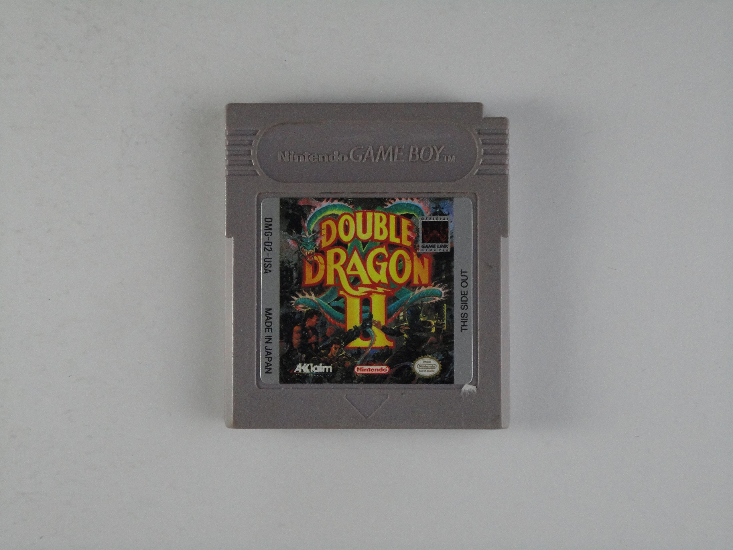 double dragon 2 arcade game