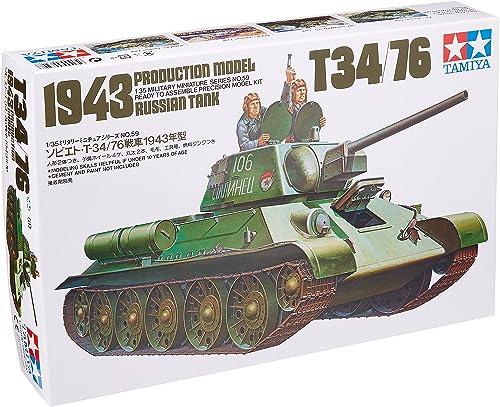 Tamiya - Maqueta de Tanque Escala 1:35 [Importado de Alemania] product image