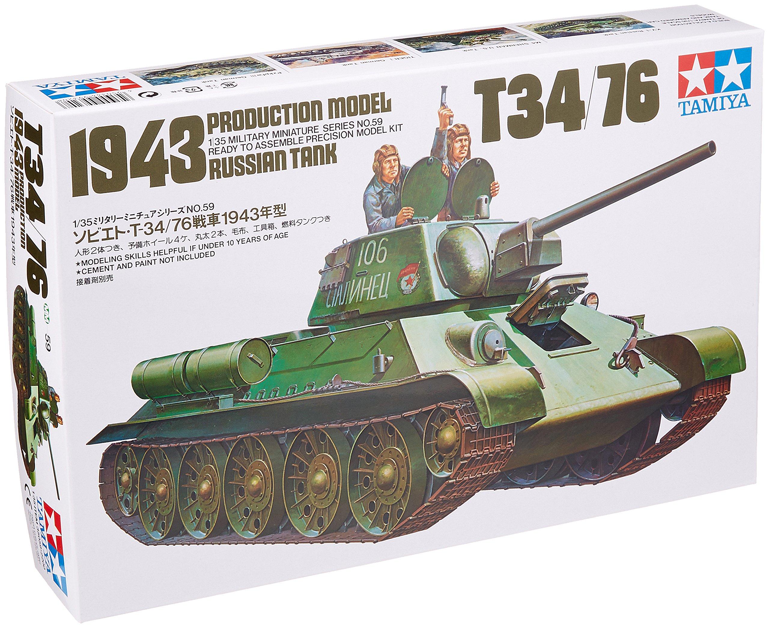 Tamiya - Maqueta de Tanque Escala 1:35 [Importado de Alemania]: Amazon.es: Juguetes y juegos