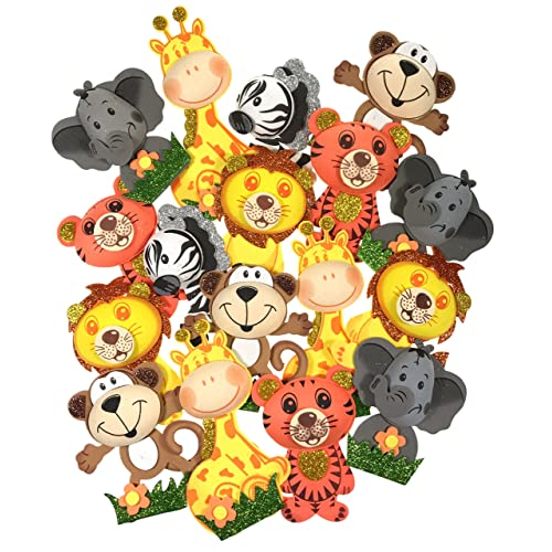 Safari Baby Shower Supplies Amazon Com