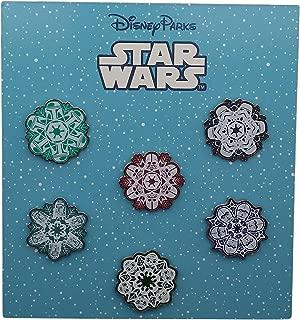 snowflake disney pins