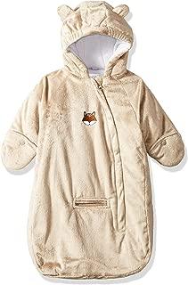 Carter's Baby-Boys C218H52 Bundle Up Cozy Pram Bag with Ears Snow Bib