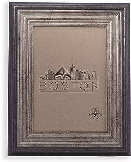 8x10 Picture Frame Antique Brown - Mount/Desktop Display, Frames EcoHome