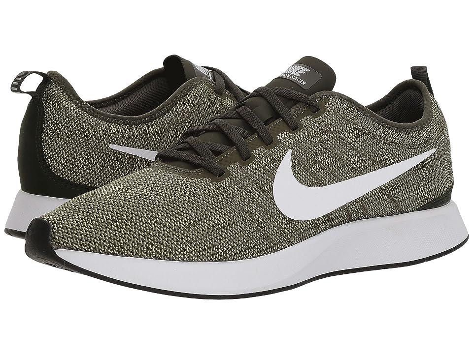 Nike Dualtone Racer (Cargo Khaki/White/Sequoia/Neutral Olive) Men