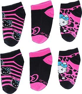 5 Super Soft Hello Kitty Socks One Size!