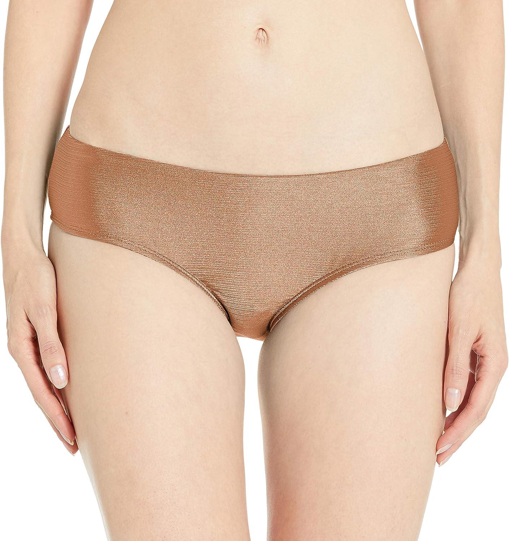 Anne Cole Women's Standard Cinch Back Cheeky Swim Bottom