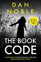 The Book Code: A Gripping Psychological Thriller with a Brilliant Twist (The Girl in the Book Series 2)