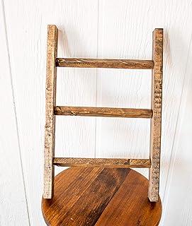 Mini Flour Sack Towel Ladder